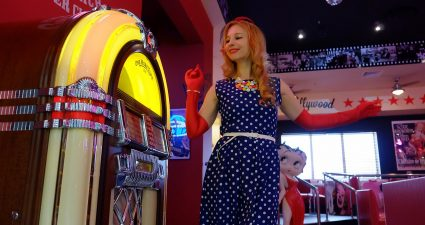 jukebox and more retro Gadgets